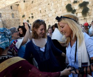 Fight over egalitarian prayer space at Jerusalem's Western Wall
