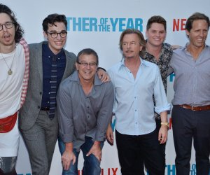 "<img src=""/img/camera.png"" style=""padding: 5px 5px 0 0; display: inline;"">David Spade, Nat Faxon attend 'Father of the Year' premiere"