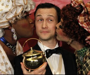 Joseph Gordon-Levitt the Hasty Pudding Man of Year 2016