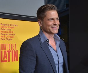 Rob Lowe, Raquel Welch attend 'How to Be a Latin Lover' premiere in Los Angeles