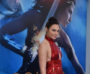 Gal Gadot, Lynda Carter attend the 'Wonder Woman' premiere in Los Angeles