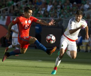 2016 Copa America: Chile vs Mexico