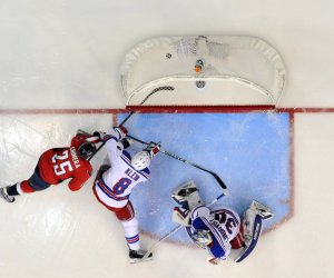 Stanley Cup Playoffs: Rangers defeat Penguins