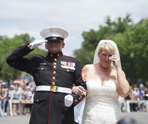 Rolling Thunder honors veterans in Washington, D.C.
