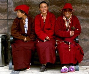 In pictures: daily life inside Tibet