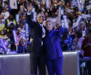 Day Three at the Democratic National Convention in Philadelphia