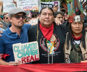 Thousands participate in People's Climate March