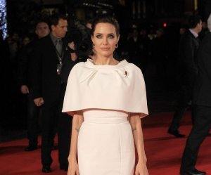 """Unbroken"" premiere in London"
