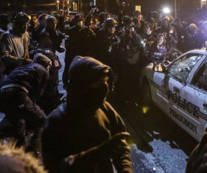 Reactions to grand jury decision in shooting death of Michael Brown