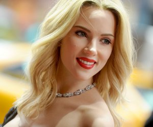 Scarlett Johansson gets first-ever wax figure in New York