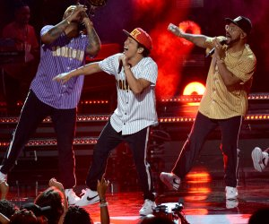 On stage at the 2017 BET Awards