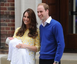 Royal baby: Duchess of Cambridge welcomes baby daughter