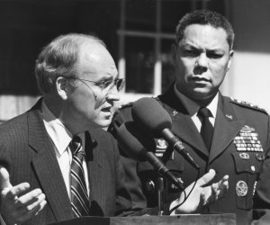 Former Secretary of State Gen. Colin Powell dies at 84: a look back thumbnail