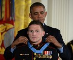 Marine Awarded Medal of Honor at White House