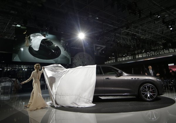 New York International Auto Show New Models Unveiled All - Nyc car show javits center