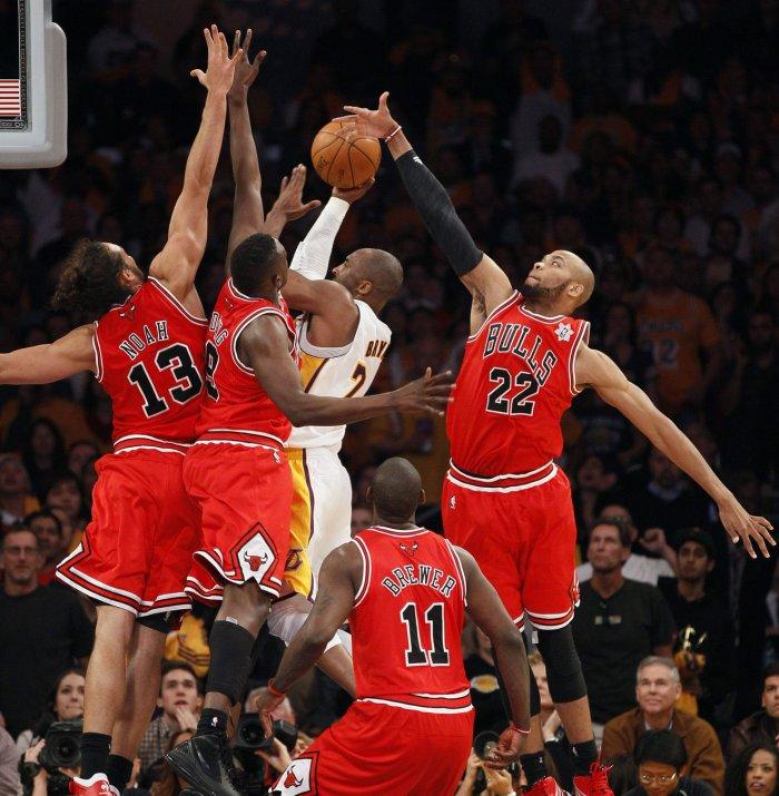 Kobe Bryant: A career in pictures - UPI.com