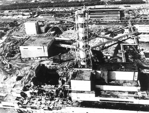 The Chernobyl disaster: 30 years on - UPI.com