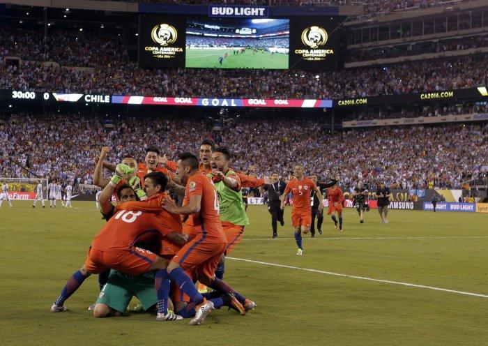 Copa Amerika Finale