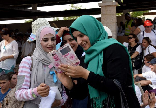 palestine jewish single women Palestinian women join effort to keep jews from  the women said some palestinian men mocked  a woman was shouting at a new group of jewish .