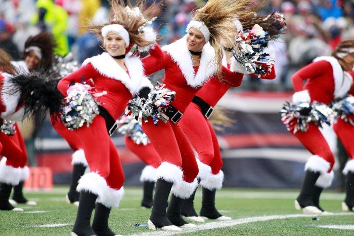 2016 NFL Cheerleaders - UPI.com