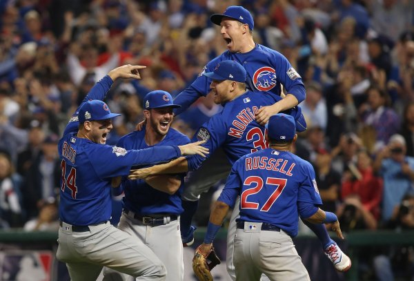 big sale 8a20d 798af MLB: Best of the 2016 World Series [PHOTOS] - All Photos ...