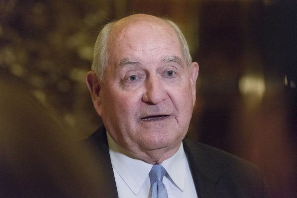 "George ""Sonny"" Perdue -- Secretary of Agriculture"
