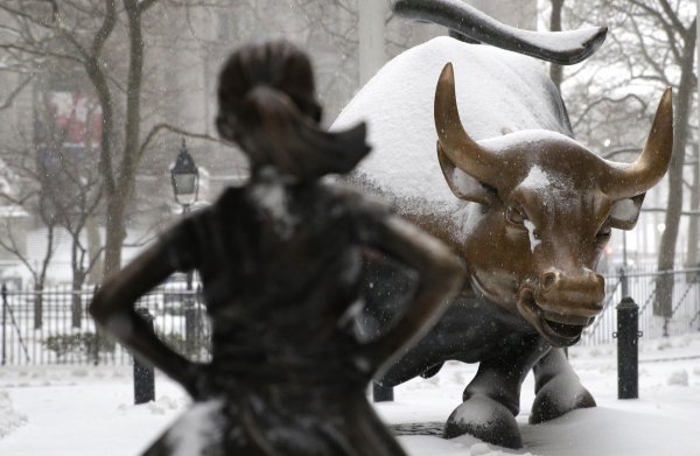Winter storm hits New York City