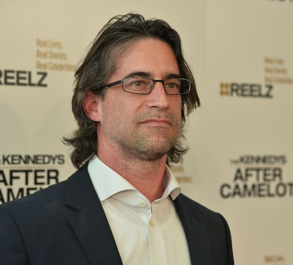 "Jamie Forsyth attends screening of Reelz's ""The Kennedys: After Camelot"" in Beverly Hills"