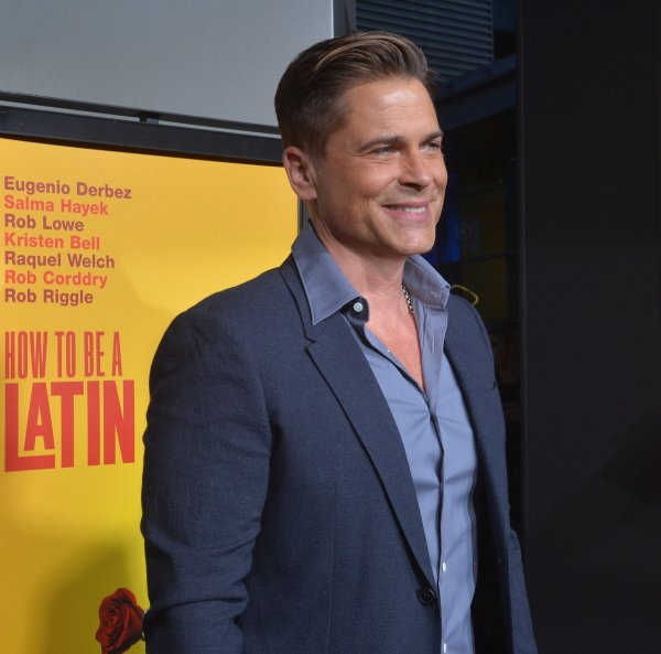 In Photos: Rob Lowe, Raquel Welch Attend 'how To Be A Latin Lover Cast  Member Rob Lowe Attends The