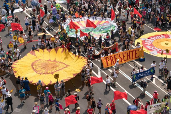 Climate march 4/29/17