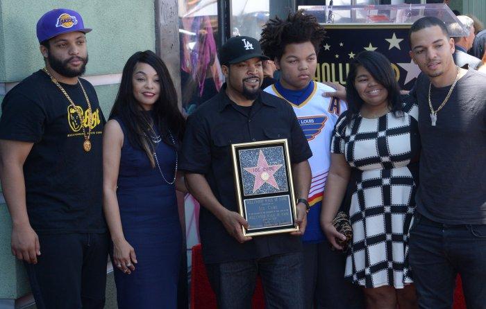 Ice Cube Family 2012 In photos: Ice ...