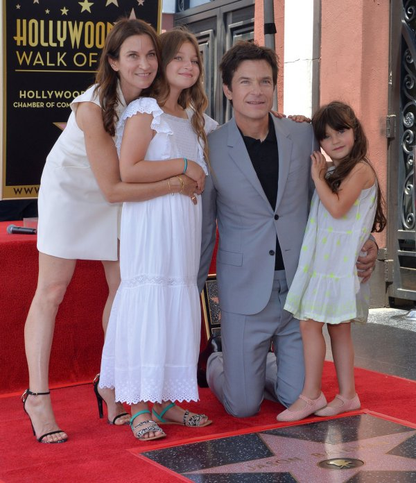 in photos jason bateman honored with star on the