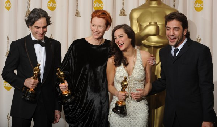 2008 Oscars - Winners - All Photos - UPI com