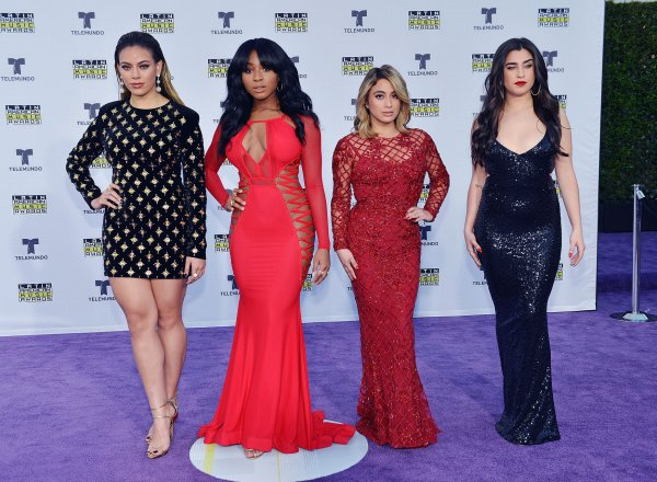 In Photos: Fifth Harmony joins...