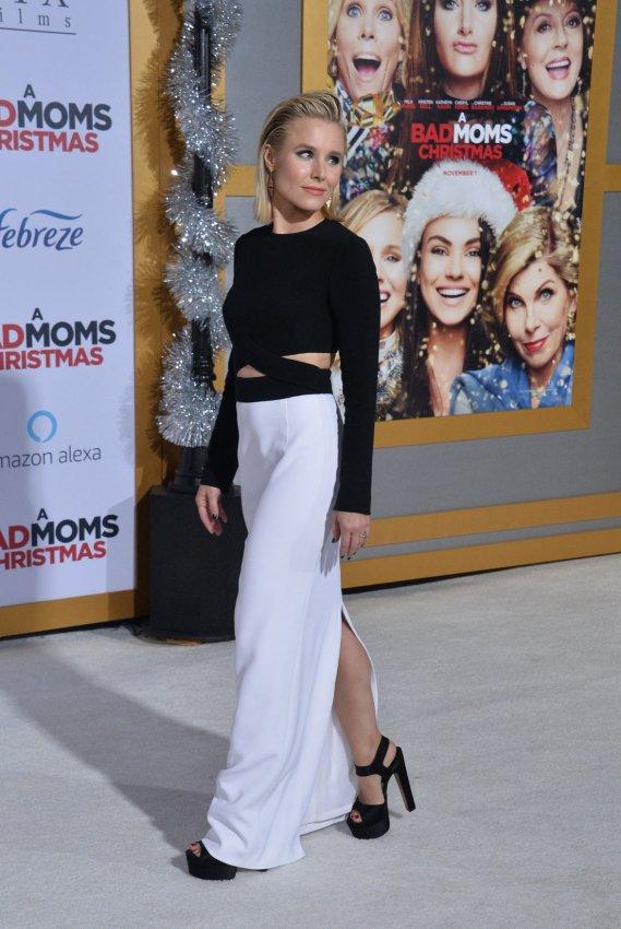 Mila Kunis, Kristen Bell attend
