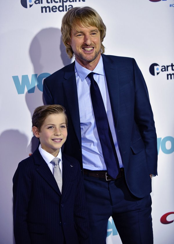 In photos: Owen Wilson, Stephen Chbosky attend the 'Wonder