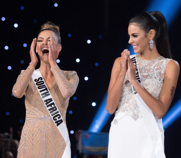 In photos: Miss South Africa, Demi-Leigh Nel-Peters, crowned