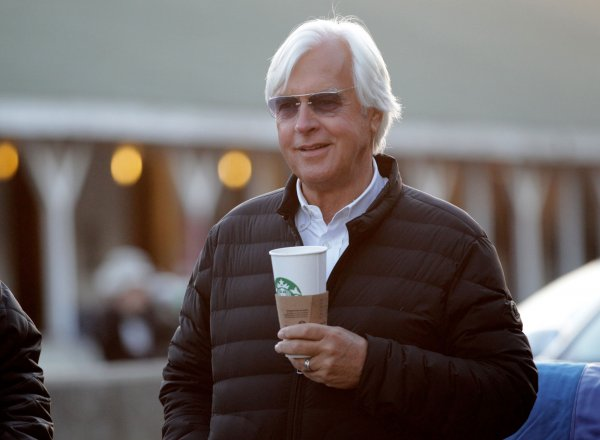 In photos: Kentucky Derby hopefuls prepare for 144th ...