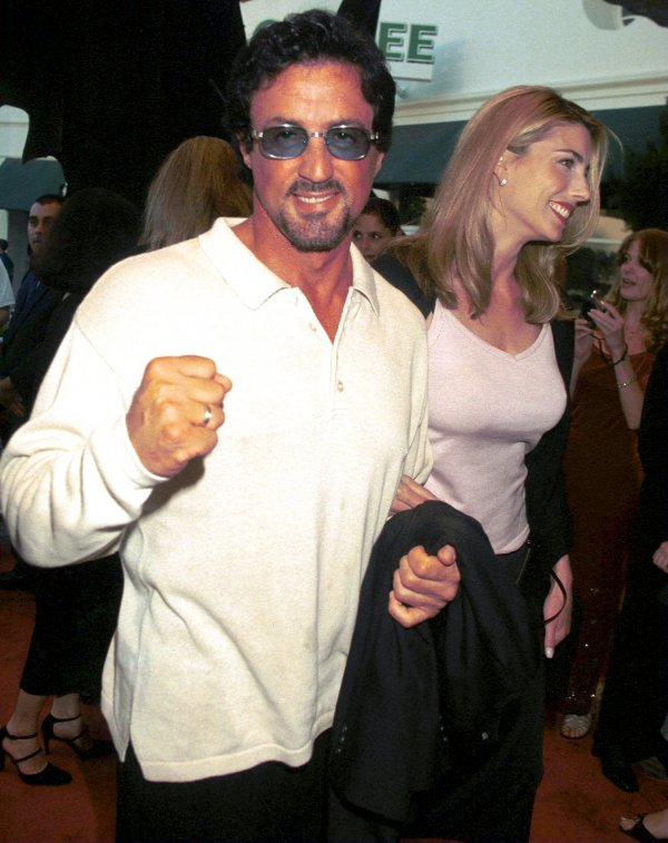 In photos: Sylvester Stallone turns 72: A look back - All ...