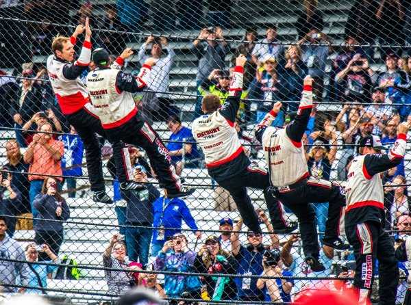 In Photos Moments From The Brickyard 400 All Photos