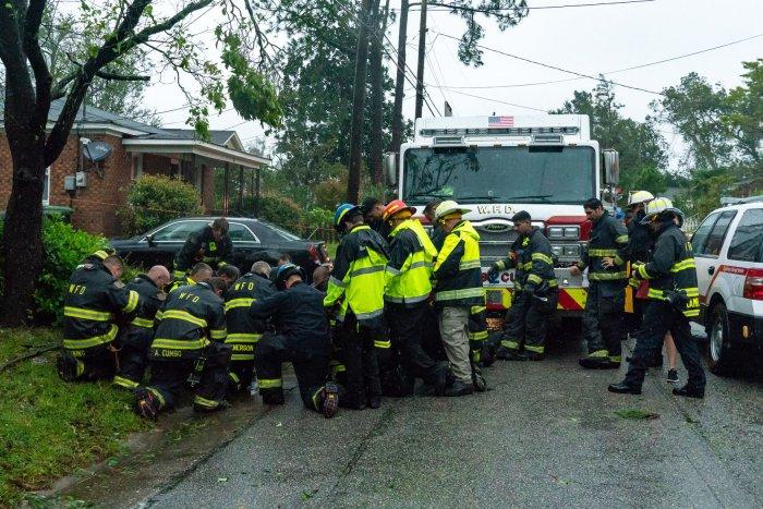 In photos: Hurricane Florence strikes Carolinas - All ...