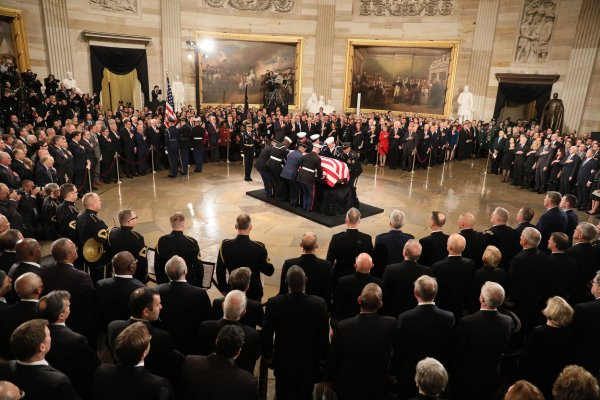 The United States of the Solar System, A.D. 2133 (Book Eight) - Page 7 Memorial-services-honor-former-President-George-HW-Bush_1_1