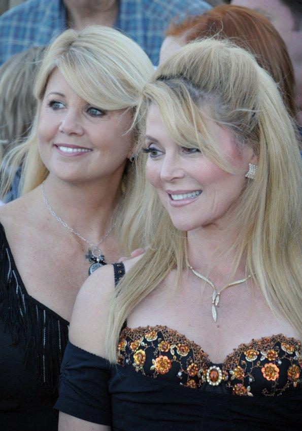 Audrey Landers Dallas dallas reunion - all photos - upi