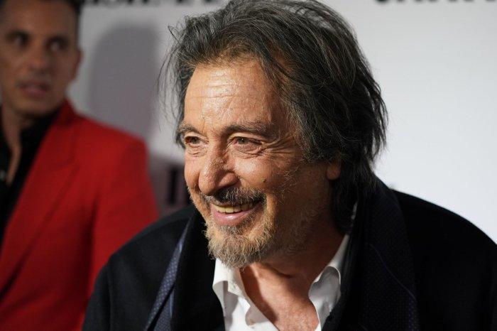 In photos: Al Pacino, Robert De Niro attend 'The Irishman ...