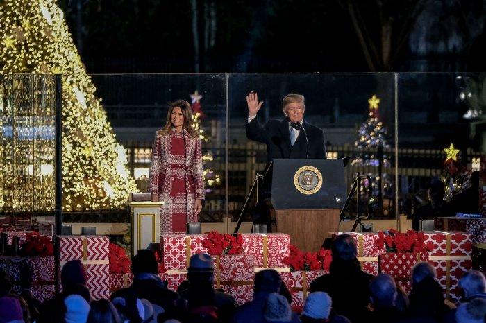 2019 National Christmas Tree lighting - All Photos - UPI.com