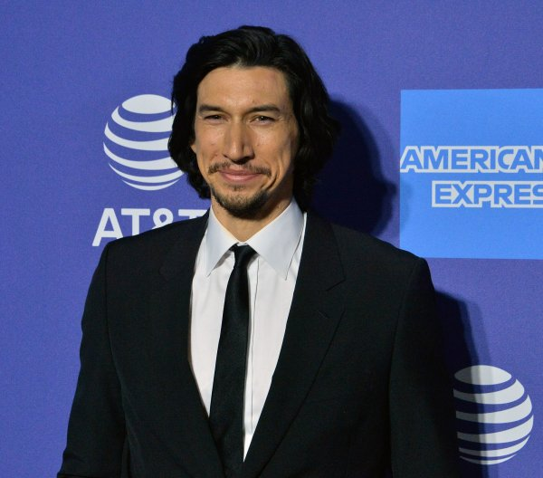 In Photos: Charlize Theron, Adam Driver Attend Palm