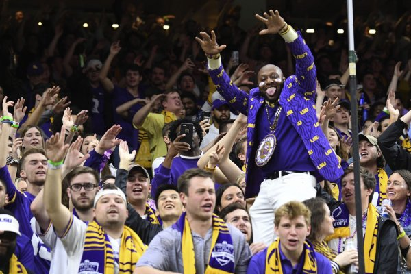 In photos: LSU wins College Football Playoff National ...