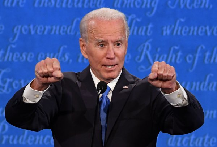 President Trump Joe Biden Meet For Final Presidential Debate All Photos Upi Com
