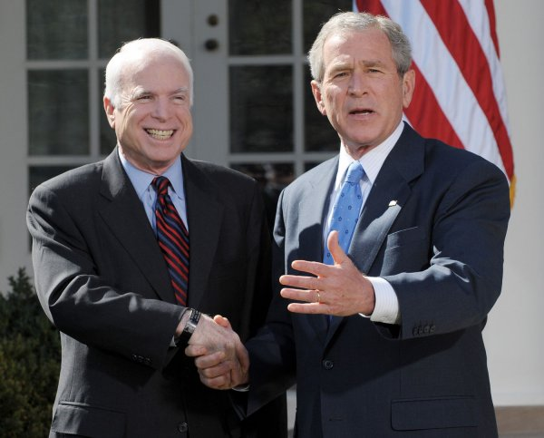 Mccain Faults Military Gays Study, Wants Ban Kept
