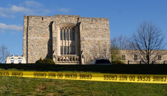 Virginia Tech Tragedy All Photos Upi Com